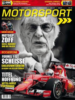 Motorsport Magazin Nr 46 Titel Hoffnung Read It