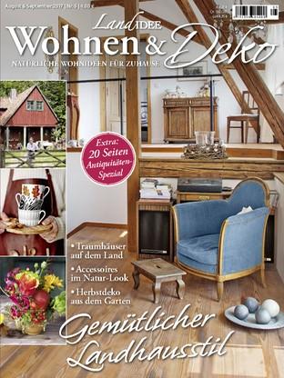 Deko Magazin jetzt kostenlos lesen landidee wohnen und deko 5 17 magazin