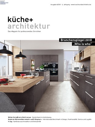 Architektur Magazin jetzt kostenlos lesen küche architektur 6 17 magazin küche