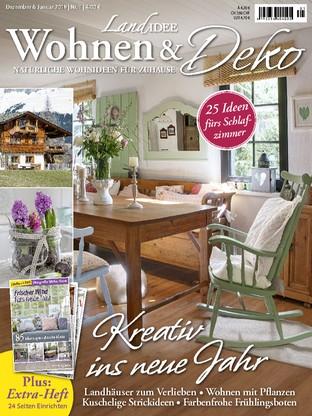 Deko Magazin jetzt kostenlos lesen landidee wohnen und deko 1 18 magazin