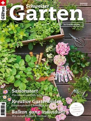 Jetzt Kostenlos Lesen Schweizer Garten 3 18 Magazin