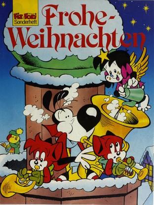 Comic Bilder Weihnachten Kostenlos.Jetzt Kostenlos Lesen Fix Foxi Sonderhefte 2 87 Magazin Fix