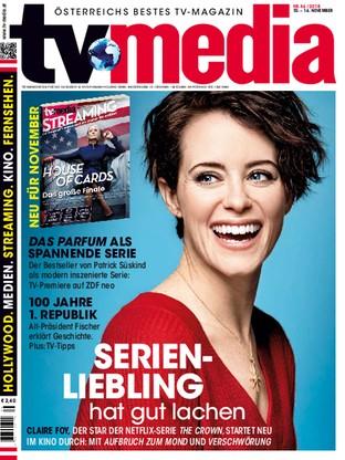 Jetzt Kostenlos Lesen Tv Media Nr 46 Magazin Tv Media Read It